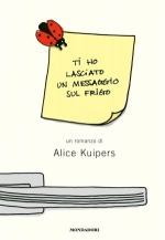 Italian Cover for Life on the Refridgerator door